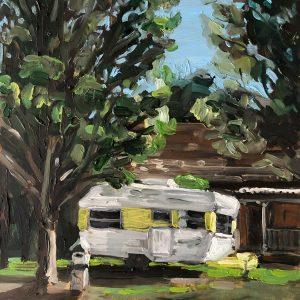 Caravan (Study)